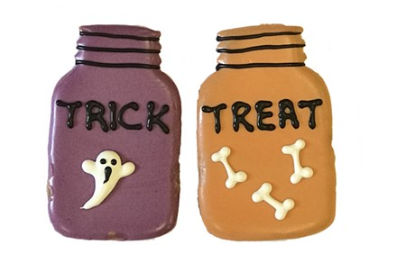 Trick or Treat Jars 20 Count Case 192