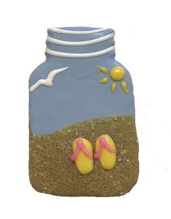 Beach Jar 498