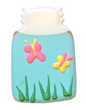 Summer Mason Jar - 16 Ct Case BKY:SUM:00498