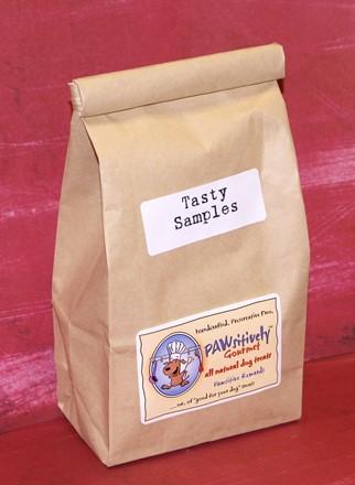 Tasty Samples Pack - Limit 2 per order BKY:EVD:00001