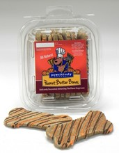 Peanut Butter Bones, Fall - 8 Ct Case PCK:SMP:00705