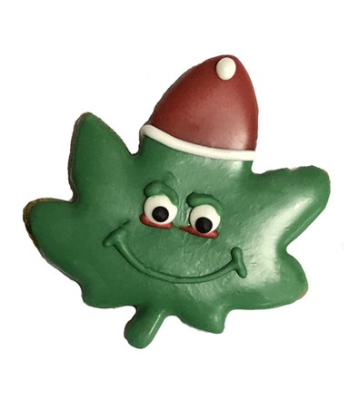 The Holiday Happy Cookie - 20 Ct Case- BKY:CMAS:00421