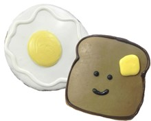 Eggs & Toast  20 Count Case 304