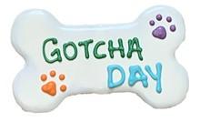 """6"""" Gotcha Day Bone (LIMIT 4 PER ORDER) BKY:6in:00803"""