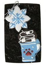 Let It Snow Gift Box 6 Count Case 821