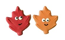 Fall Emoji Leaves - 20 Ct Case 