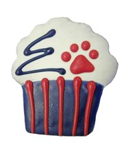 Patriotic Fluffy Cupcake  20 Count Case 244