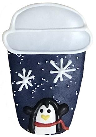 Venti 2 Pump Penguin Latte  20 Count Case 168