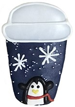 Venti 2 Pump Penguin Latte - 20 Ct Case -PGOE BKY:WIN:00168
