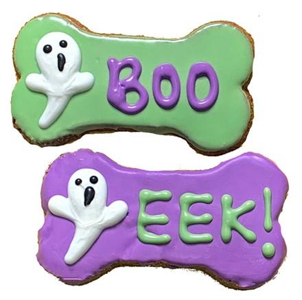 """4"""" Boo & Eek Bones - 20 Ct Case BKY:HAL:00217"""