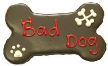 "6"" Bad Dog Bone (LIMIT 4 PER ORDER) BKY:6in:00843"
