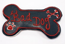 "6"" Bad Dog Bone (Bulk)  6 Count Case 843"