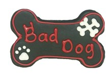 "6"" Bad Dog Bone Bulk - 6 Ct Case BKY:6in:00843"